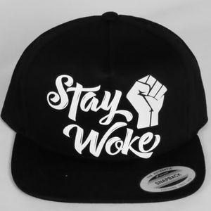 Stay Woke SnapBack Hat